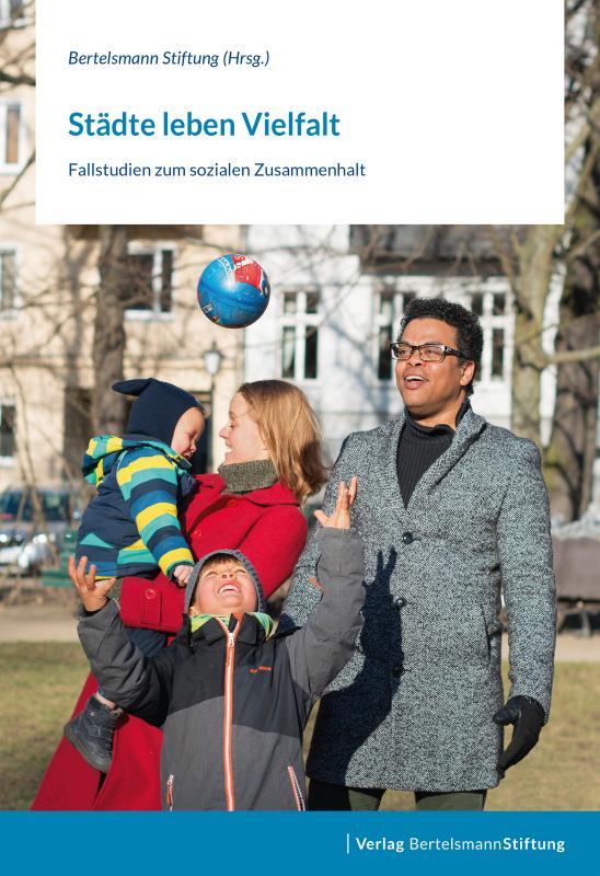 Cover-Bild Städte leben Vielfalt