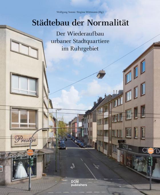 Cover-Bild Städtebau der Normalität