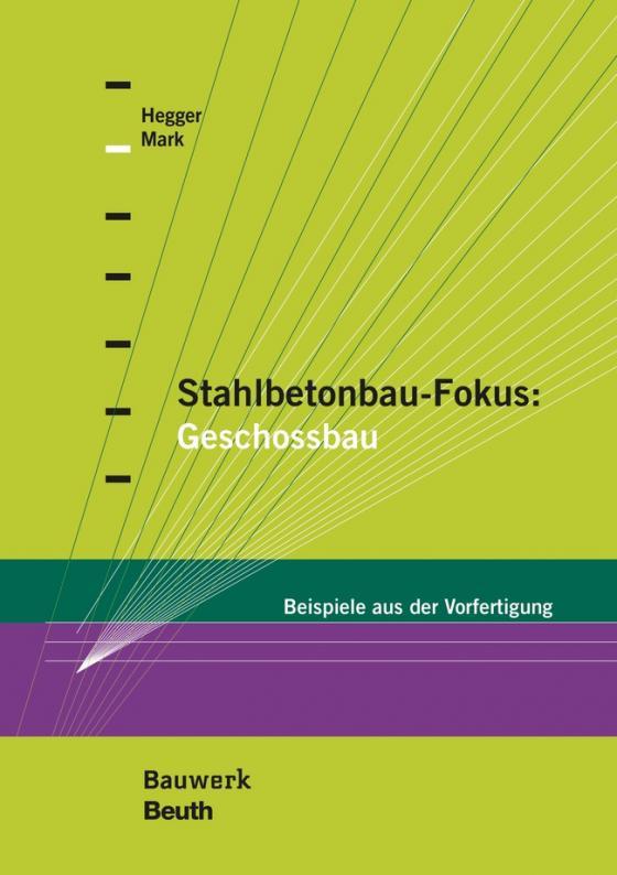 Cover-Bild Stahlbetonbau-Fokus: Geschossbau
