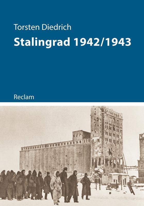 Cover-Bild Stalingrad 1942/1943