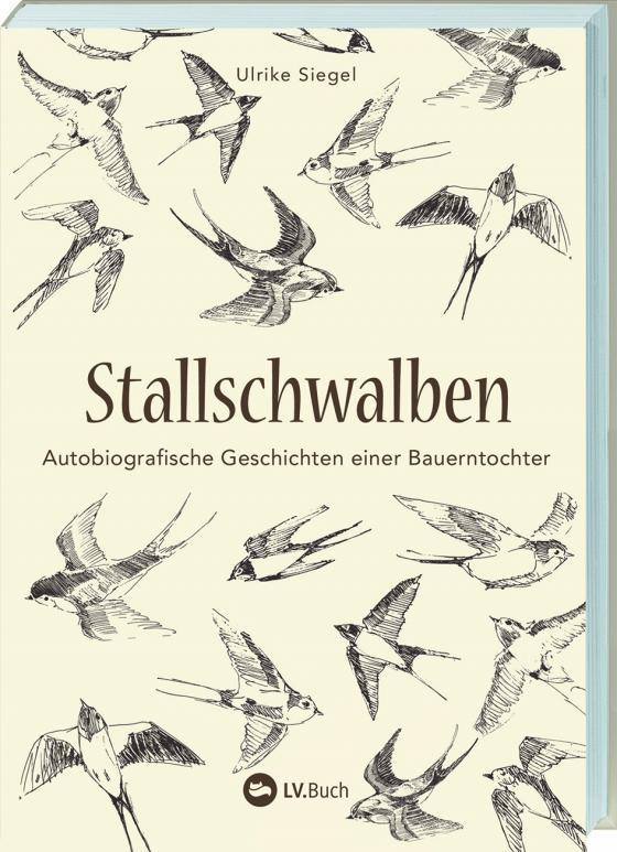 Cover-Bild Stallschwalben