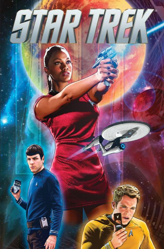 Cover-Bild Star Trek Comicband 16: Die Neue Zeit 10