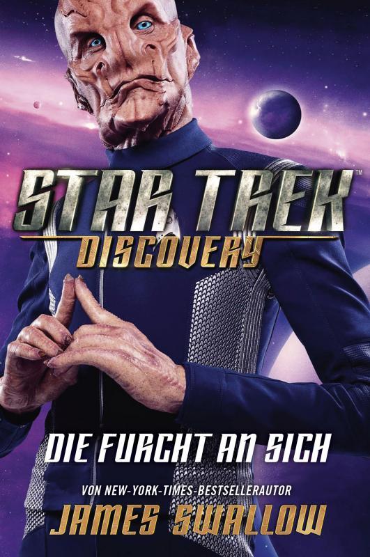 Cover-Bild Star Trek Discovery 3