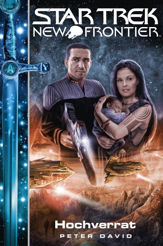 Cover-Bild Star Trek - New Frontier 16