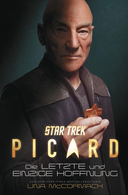 Cover-Bild Star Trek - Picard