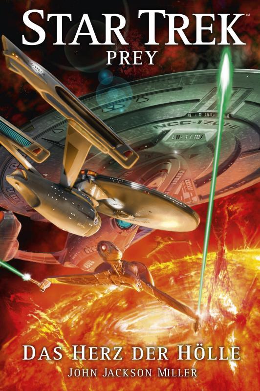 Cover-Bild Star Trek - Prey 1