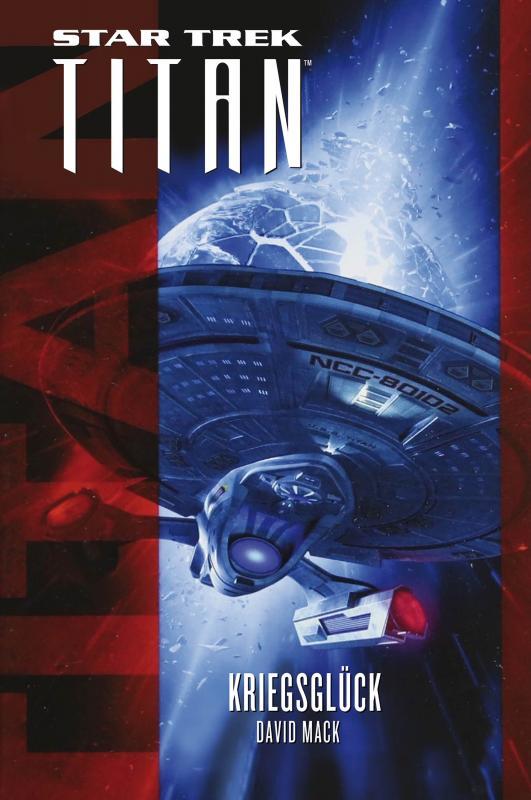 Cover-Bild Star Trek - Titan: Kriegsglück