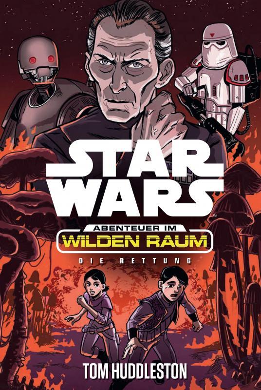 Cover-Bild Star Wars Abenteuer im Wilden Raum 6: Die Rettung
