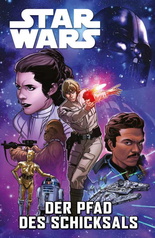 Cover-Bild Star Wars Comics: Der Pfad des Schicksals