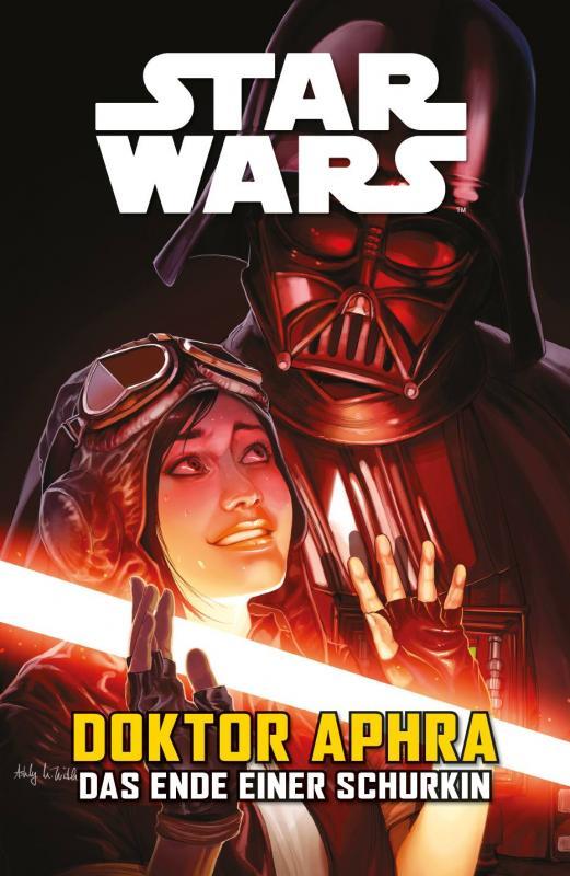 Cover-Bild Star Wars Comics: Doktor Aphra VII: Das Ende einer Schurkin