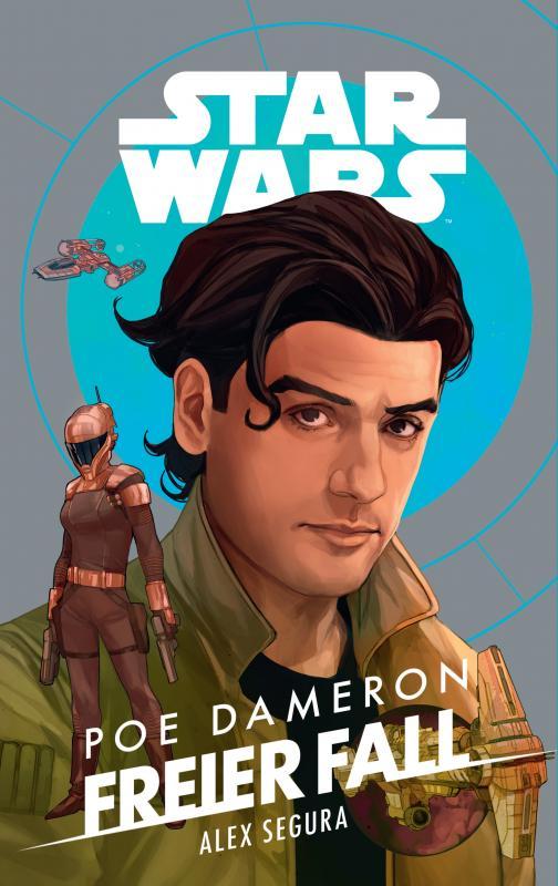 Cover-Bild Star Wars: Poe Dameron - Freier Fall