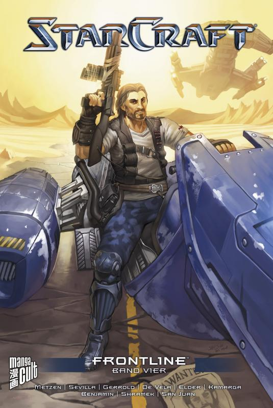 Cover-Bild StarCraft: Frontline 4