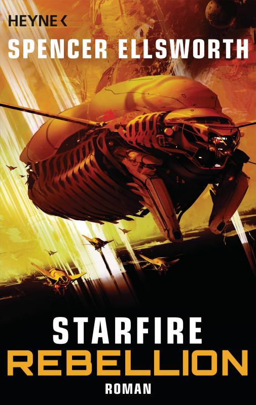 Cover-Bild Starfire - Rebellion