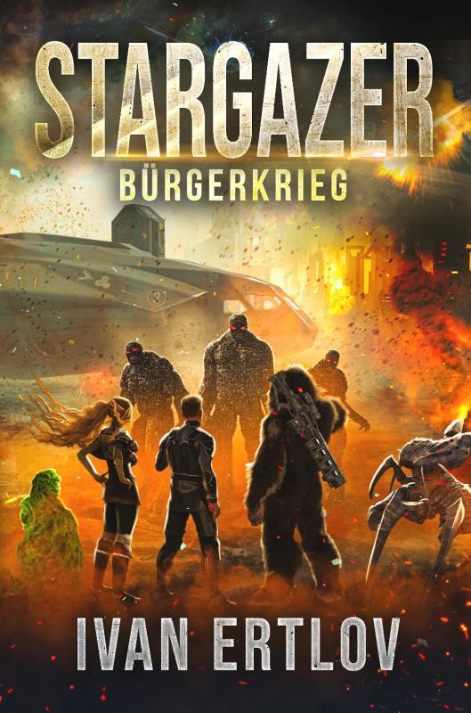 Cover-Bild Stargazer 3