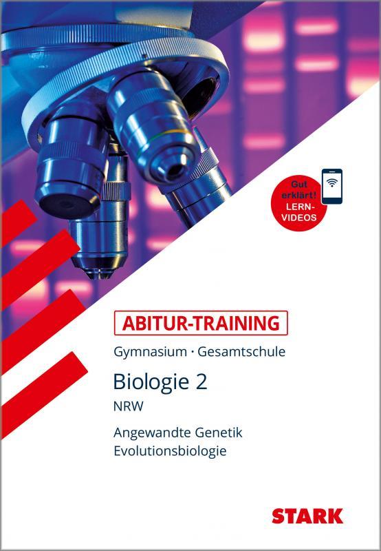 Cover-Bild STARK Abitur-Training Biologie 2 - NRW