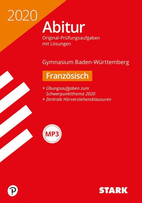 Cover-Bild STARK Abiturprüfung BaWü 2020 - Französisch