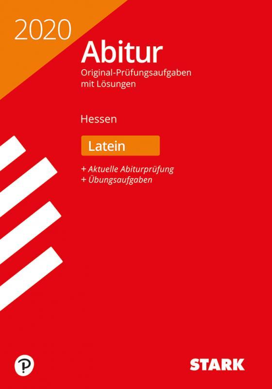 Cover-Bild STARK Abiturprüfung Hessen 2020 - Latein GK/LK