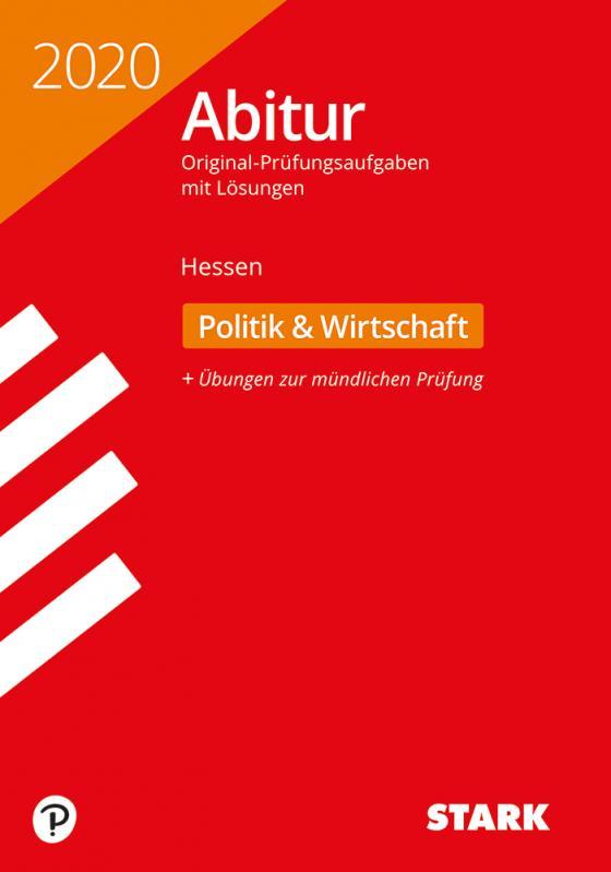 Cover-Bild STARK Abiturprüfung Hessen 2020 - Politik und Wirtschaft GK/LK