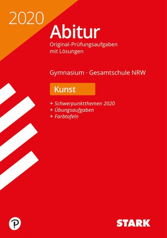 Cover-Bild STARK Abiturprüfung NRW 2020 - Kunst GK/LK