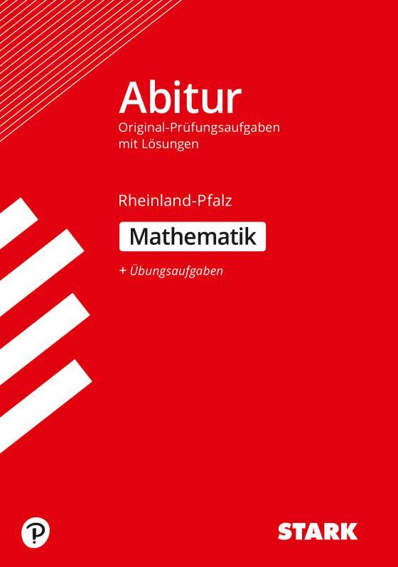 Cover-Bild STARK Abiturprüfung Rheinland-Pfalz - Mathematik