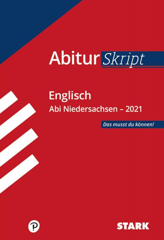 Cover-Bild STARK AbiturSkript - Englisch - Niedersachsen 2021