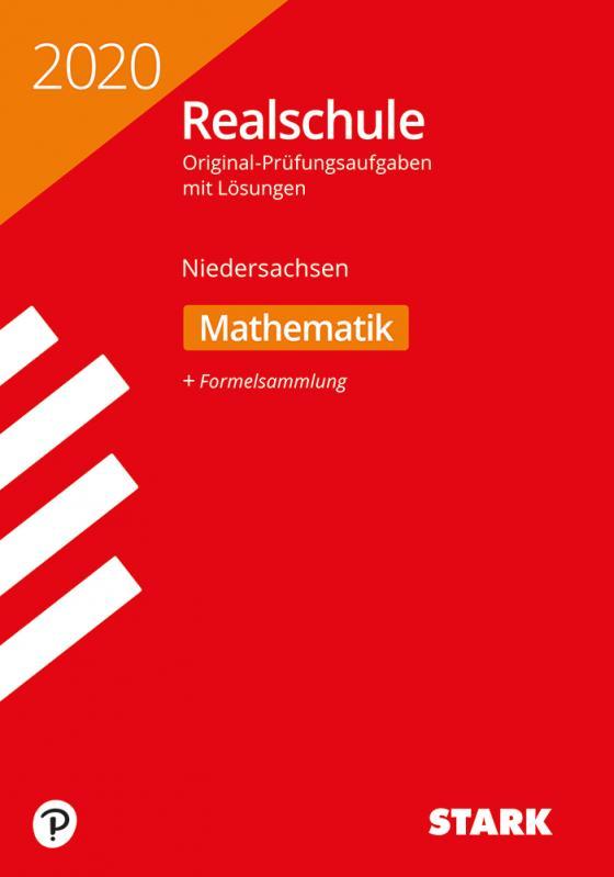 Cover-Bild STARK Original-Prüfungen Realschule 2020 - Mathematik - Niedersachsen