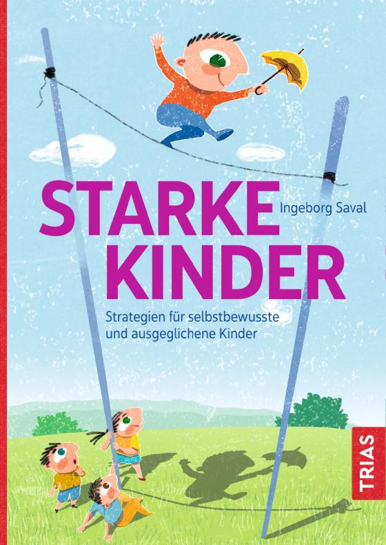 Cover-Bild Starke Kinder