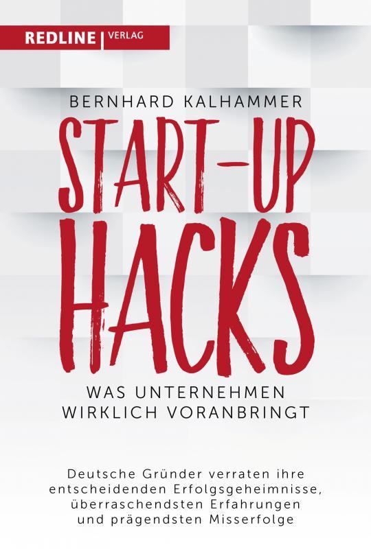Cover-Bild Start-up Hacks