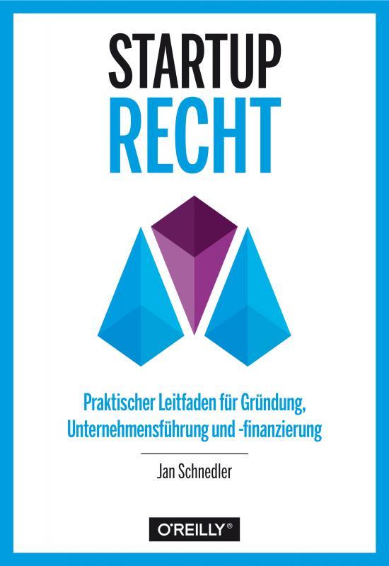 Cover-Bild Startup-Recht