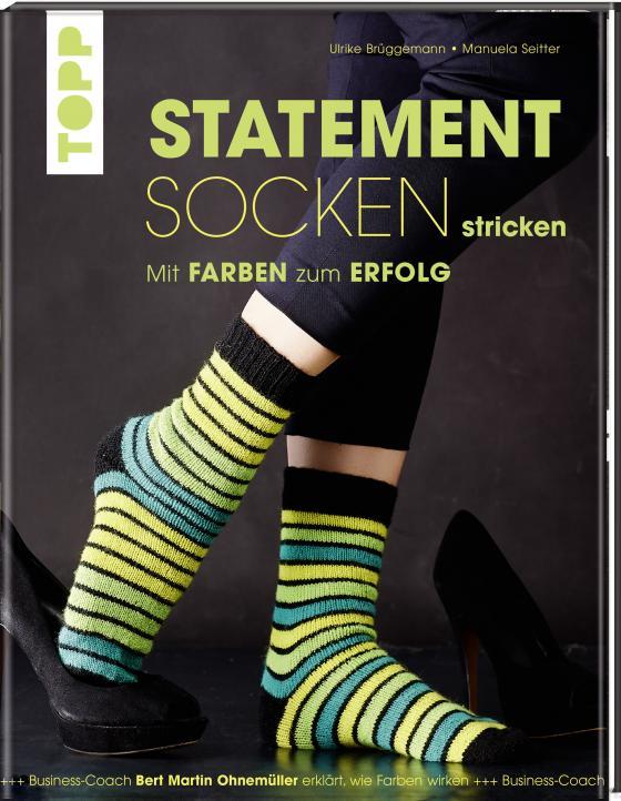 Cover-Bild Statement Socken stricken