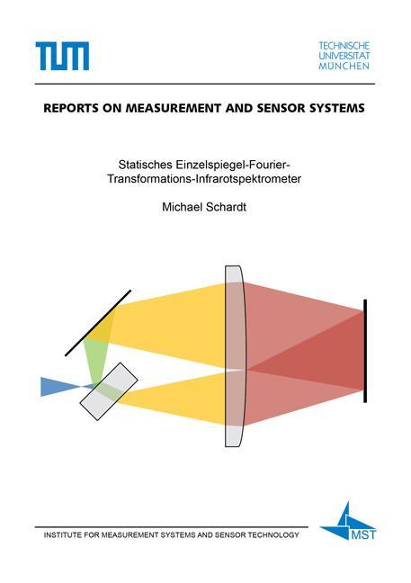 Cover-Bild Statisches Einzelspiegel-Fourier-Transformations-Infrarotspektrometer