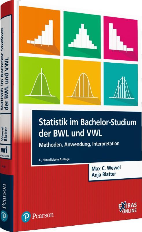 Cover-Bild Statistik im Bachelor-Studium der BWL und VWL