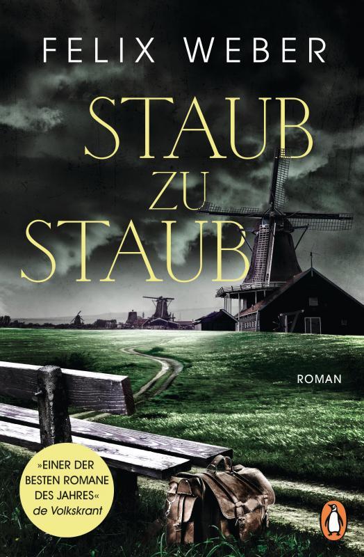 Cover-Bild Staub zu Staub