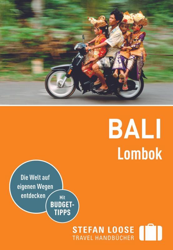 Cover-Bild Stefan Loose Reiseführer Bali, Lombok