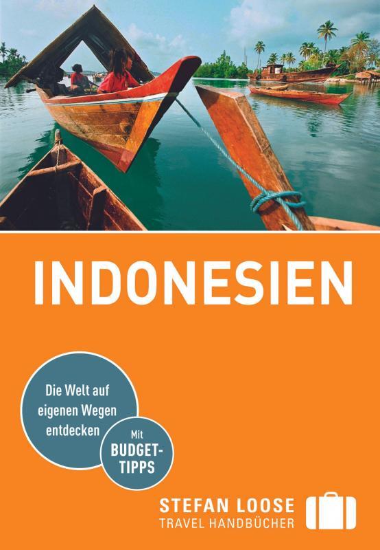 Cover-Bild Stefan Loose Reiseführer Indonesien