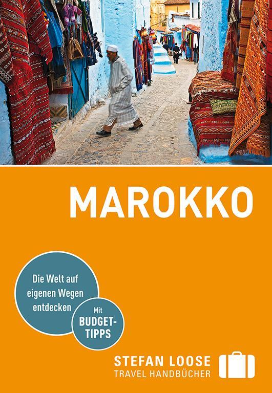Cover-Bild Stefan Loose Reiseführer Marokko