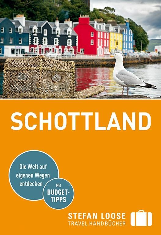 Cover-Bild Stefan Loose Reiseführer Schottland