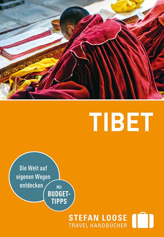 Cover-Bild Stefan Loose Reiseführer Tibet