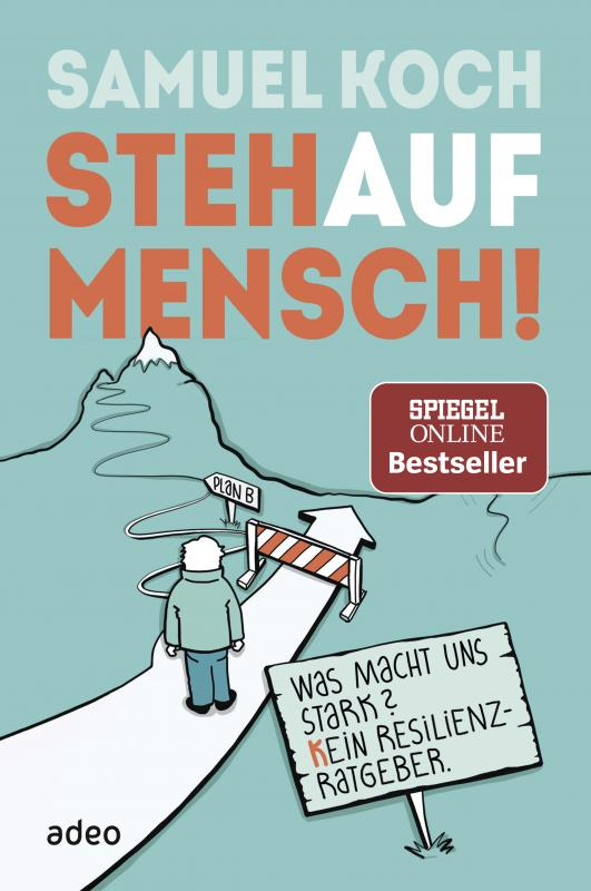 Cover-Bild StehaufMensch!
