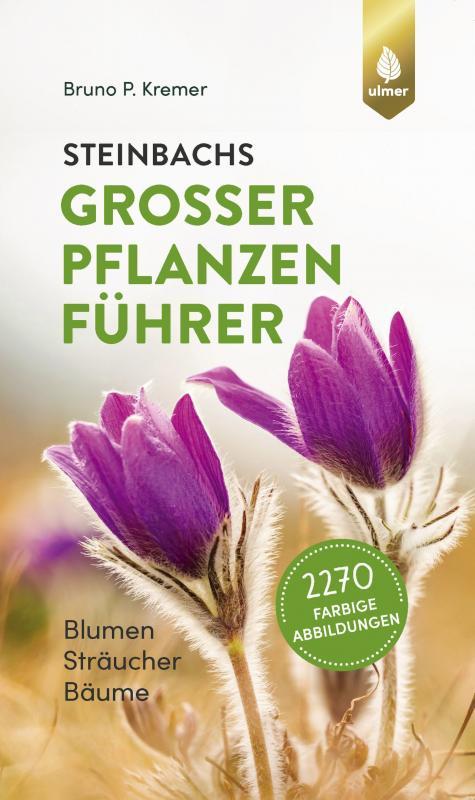 Cover-Bild Steinbachs großer Pflanzenführer