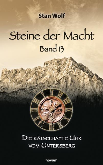 Cover-Bild Steine der Macht – Band 13