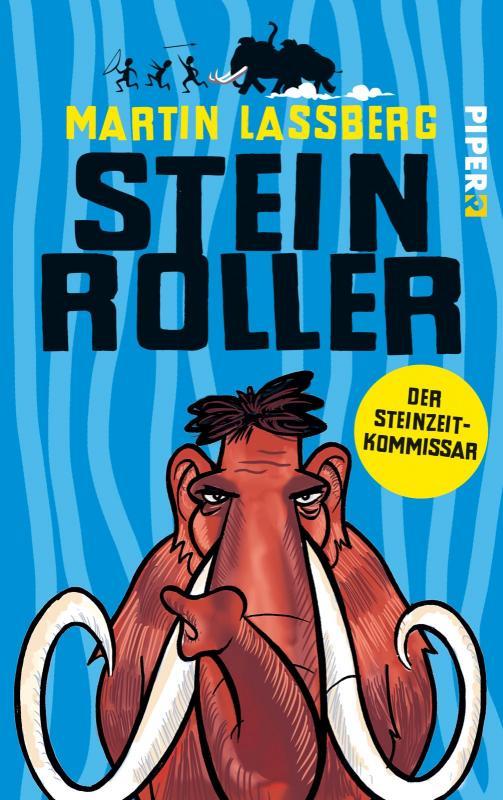 Cover-Bild Steinroller