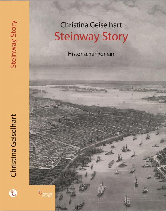 Cover-Bild Steinway Story