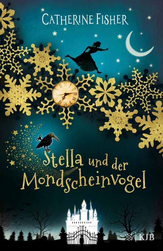 Cover-Bild Stella und der Mondscheinvogel
