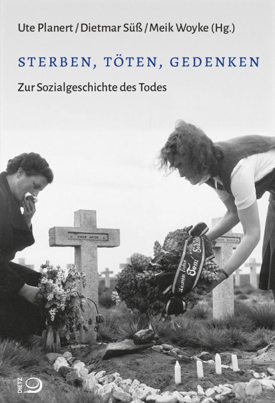 Cover-Bild sterben, töten, gedenken