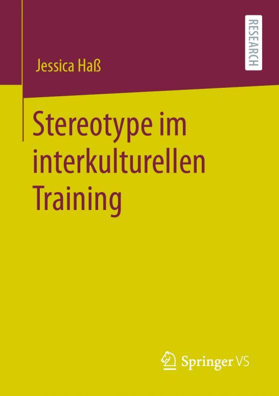 Cover-Bild Stereotype im interkulturellen Training