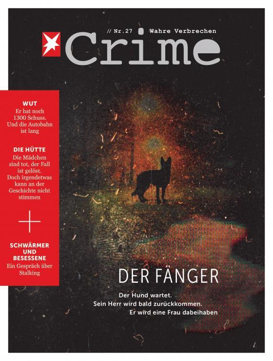 Cover-Bild stern Crime - Wahre Verbrechen