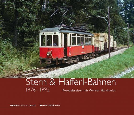 Cover-Bild Stern & Hafferl-Bahnen 1976-1992