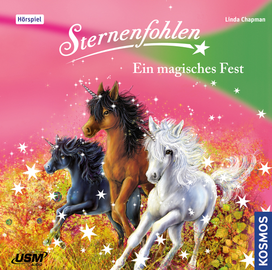 Cover-Bild Sternenfohlen (Folge 11): Ein magisches Fest