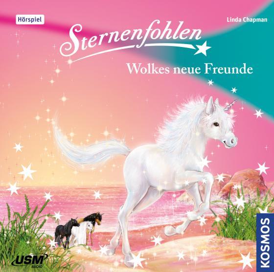 Cover-Bild Sternenfohlen (Folge 12): Wolkes neue Freunde